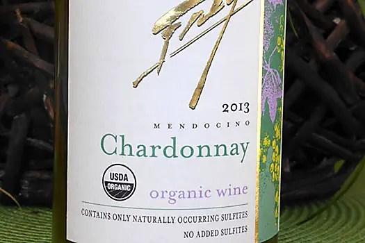 image of Frey Chardonnay