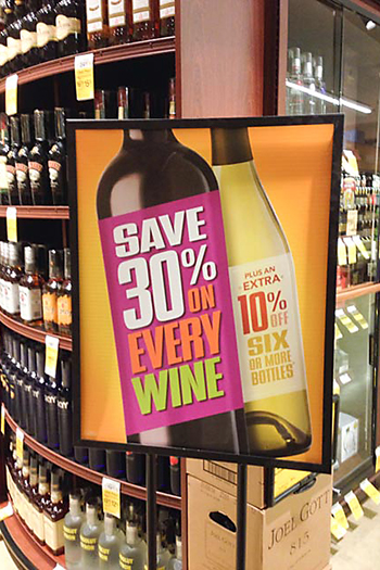 Safeway 30% Wine Sale - Deal? - Good Cheap Vino