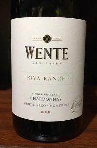 Wente Rivas Ranch Chardonnay
