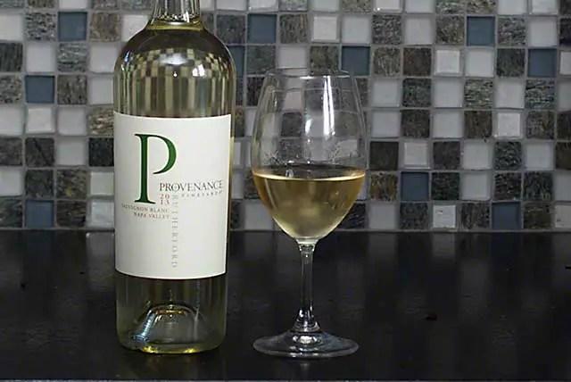 Provenance Napa Valley Sauvignon Blanc