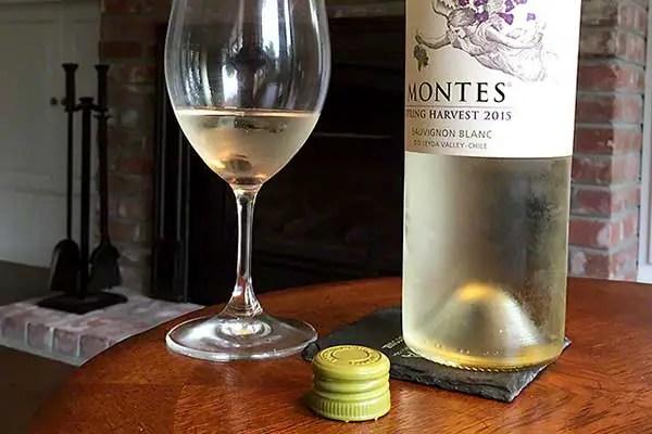 The Montes Spring Harvest 2015 Sauvignon Blanc