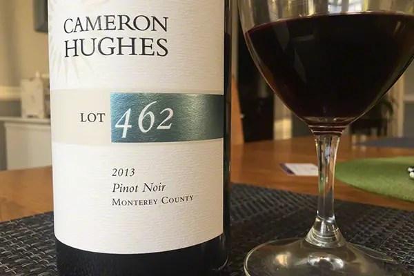 Hughes Pinot Noir