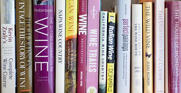 favorite wine books