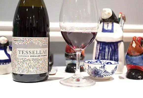 The Tessellae Carignan