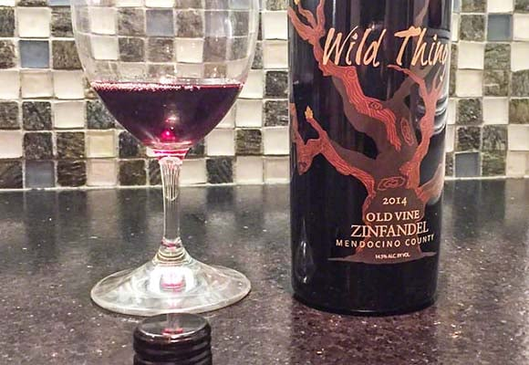 Wild Thing Old Vine Zinfandel