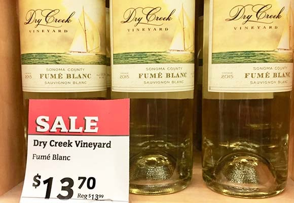 not so great a wine bargain