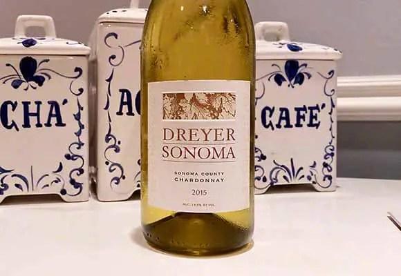 Dreyer Chardonnay Sonoma County