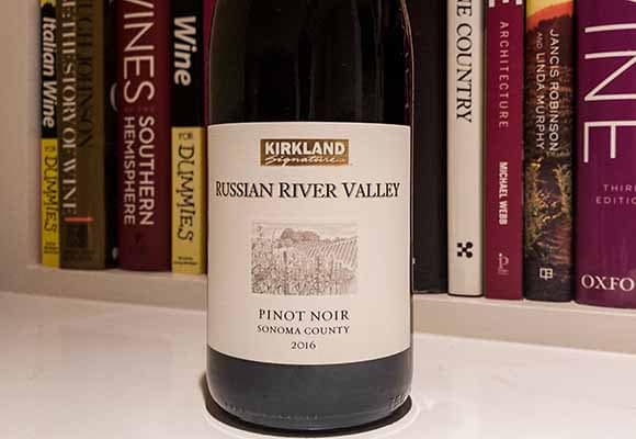 Kirkland Signature Russian River Valley Pinot Noir