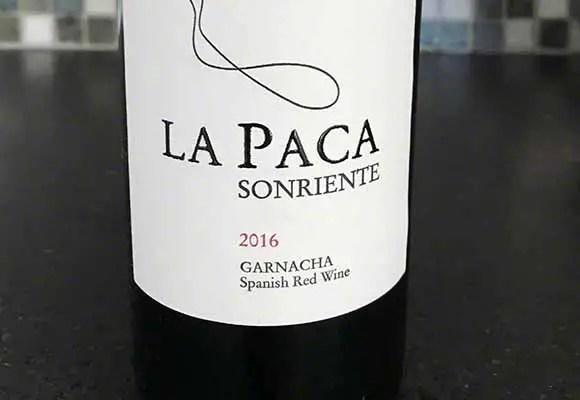 Spanish Garnacha for $6.99