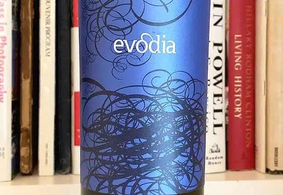 Evodia old vine garnacha