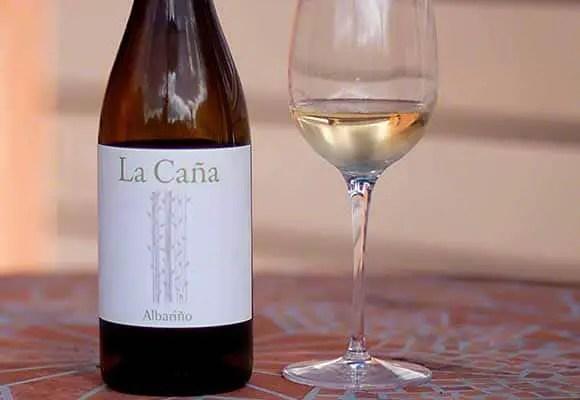 Try Albarino wines