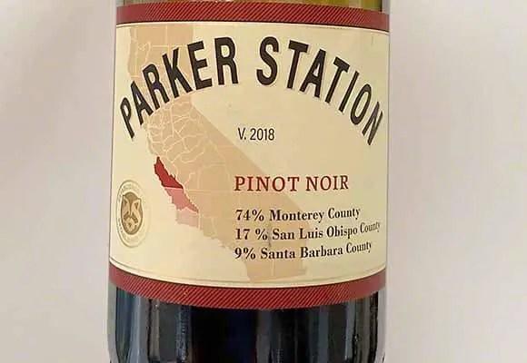 Parker Station Pinot Noir
