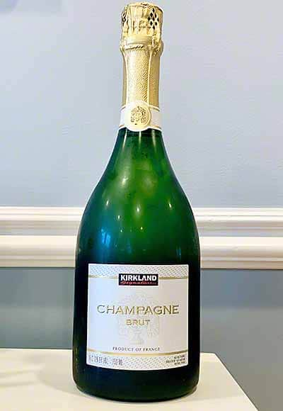 How good is Kirkland Champagne