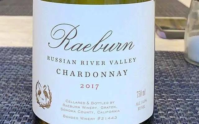 Raebirm Russian River Valley Chardonnay 2017