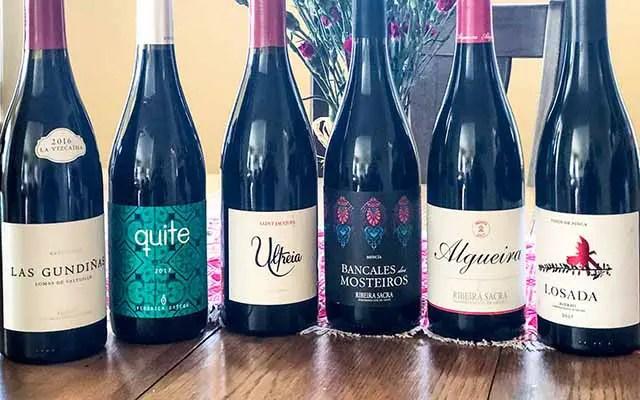 mencia wines Spain