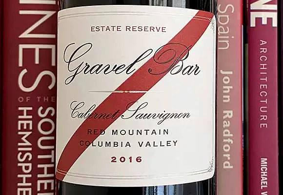 gravel bar red mountain