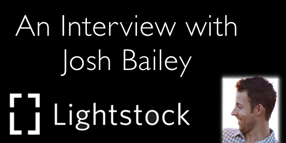 Lightstock Interview Josh Bailey Post Cover