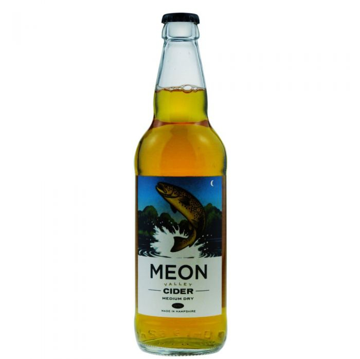Meon Valley Cider – Brown Trout reviewed
