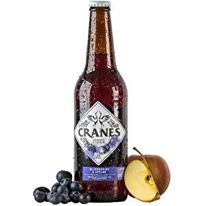 Cranes – Blueberries and Apple Cider- Reviewed
