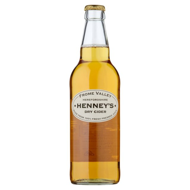 Henney's Dry Cider – Reviewed
