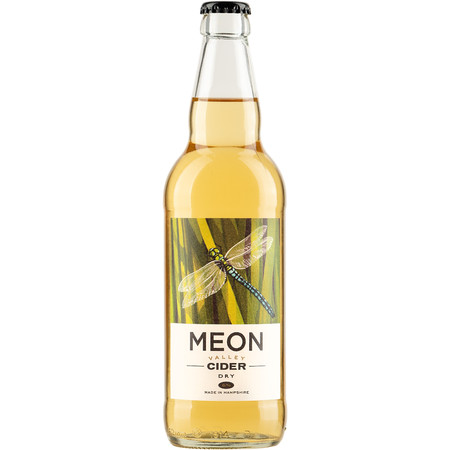Meon Valley Cider – Dragonfly – Reviewed