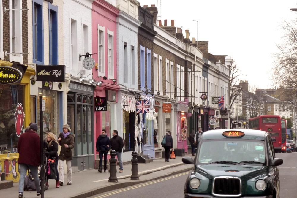 London : Portobello market (2/6)