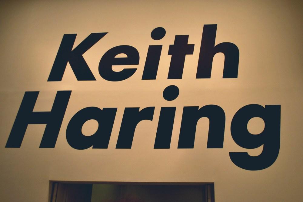 Keith Haring @MAM, Paris (1/6)