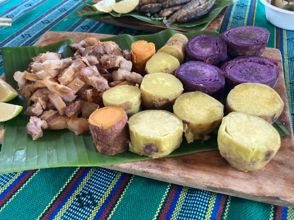 巴萬角原民風味餐
