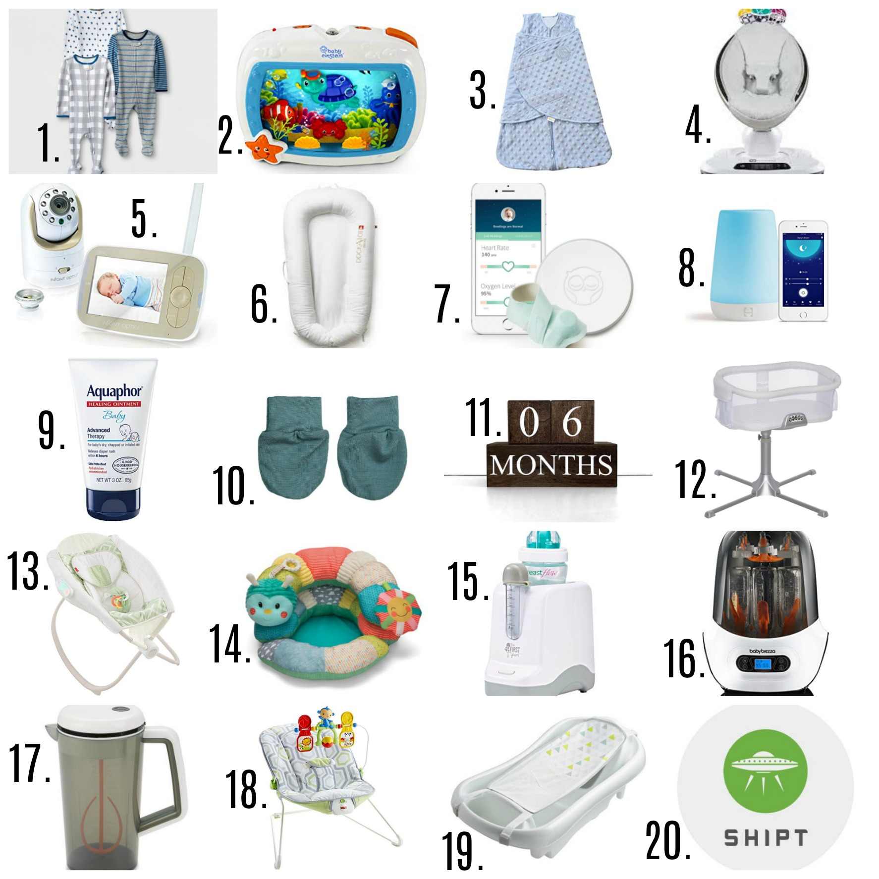 new-mom must-haves