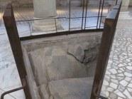 Beneath Santo Stefano is a 2nd century Mithraic temple.
