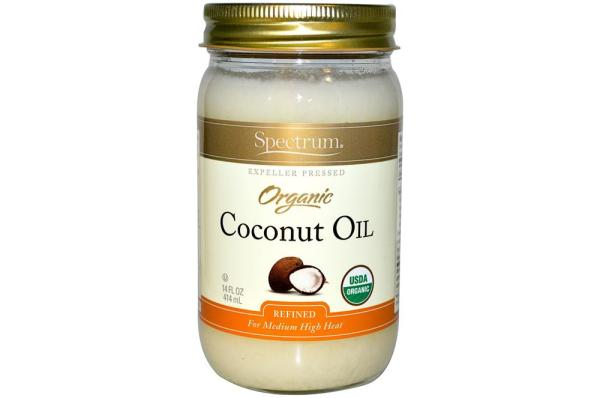 Spectrum Naturals - Refined Coconut Oil ( 12 - 14 FZ) %count(alt)