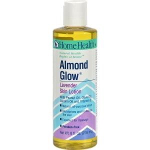 Almond Glow Skin Lotion Lavender