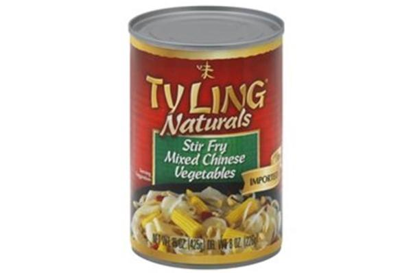 Ty Ling - Mixed Chinese Vegetables ( 12 - 15 oz cans) %count(alt)