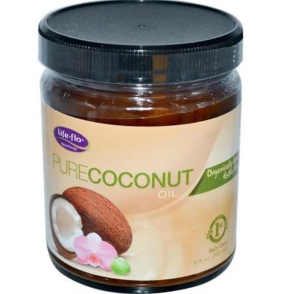 Life-Flo - Organic Pure Coconut Oil Skin Care ( 1 - 9 FZ) %count(alt)