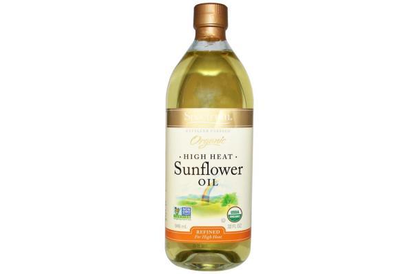 Spectrum Naturals - Refined Sunflower Oil ( 12 - 32 FZ) %count(alt)