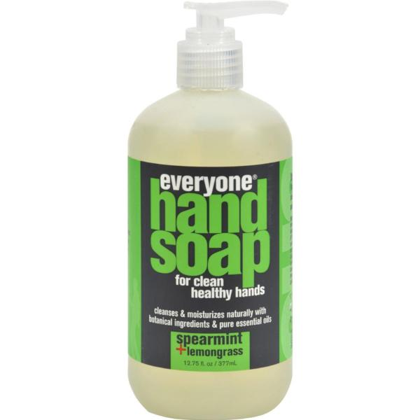 EO Products - Spearmint And Lemongrass Everyone Hand Soap ( 2 - 12.75 FZ) %count(alt)