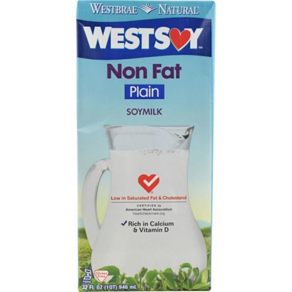 Westsoy - Vanilla Low Fat Soy Beverage ( 12 - 32 oz boxes) %count(alt)