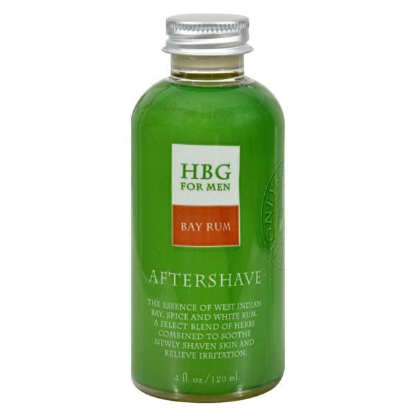 Honeybee Gardens Herbal Aftershave Bay Rum - 4 oz %count(alt)