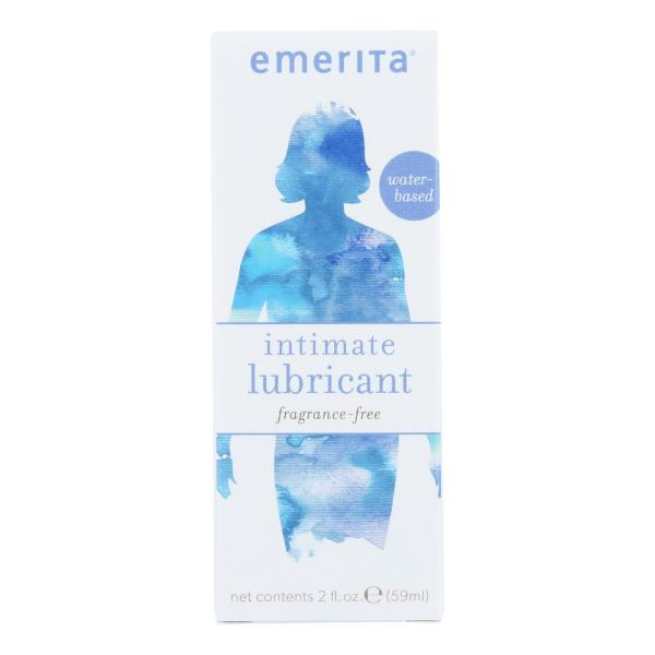 Emerita Natural Lubricant with Vitamin E - 2 fl oz %count(alt)