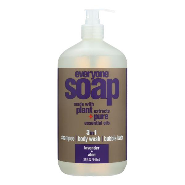 EO Products - EveryOne Liquid Soap Lavender and Aloe - 32 fl oz %count(alt)