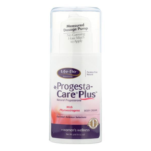 Life-Flo Progesta-Care Plus Cream For Women - 4 oz %count(alt)