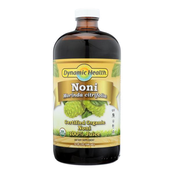 Dynamic Health Organic Certified Noni Juice - 32 fl oz %count(alt)