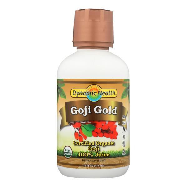 Dynamic Health Organic Certified Goji Berry Gold Juice - 16 fl oz %count(alt)