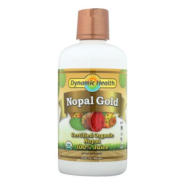 Dynamic Health Organic Certified Nopal Gold - 32 fl oz %count(alt)