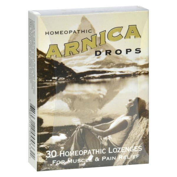 Historical Remedies Homeopathic Arnica Drops Repair and Relief Lozenges - Case of 12 - 30 Lozenges %count(alt)