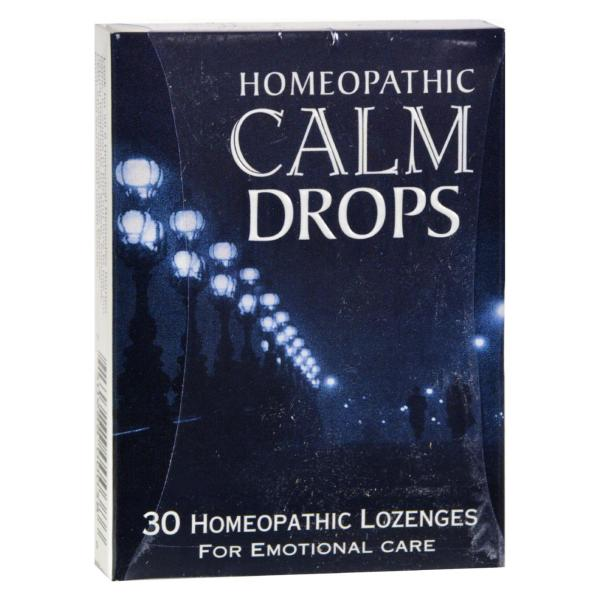 Historical Remedies Homeopathic Calm Drops - 30 Lozenges - Case of 12 %count(alt)