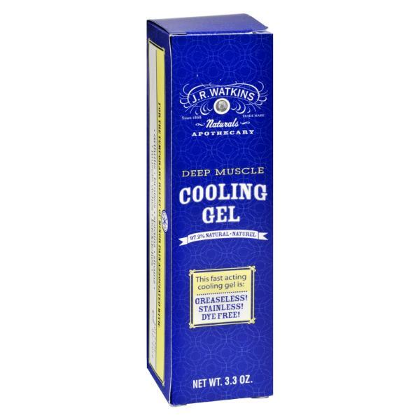 J.R. Watkins Muscle Cooling Gel - 3.3 oz %count(alt)