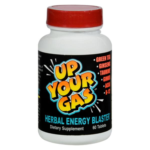 House of David Up Your Gas Energy Blaster - 60 Tablets %count(alt)