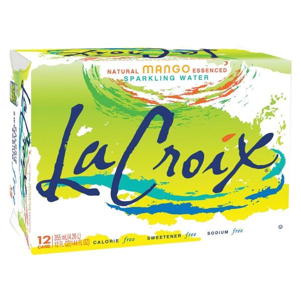 Lacroix Sparkling Water - Case of 2 - 12/12 FZ %count(alt)