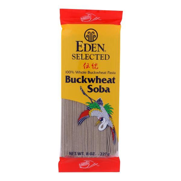Eden Foods Pasta - Buckwheat Soba - Case of 12 - 8 oz. %count(alt)